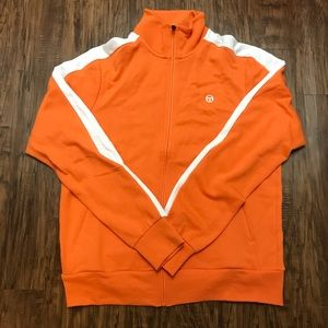 2daf499e445 Sergio Tacchini Shirts -  98 Men s Sergio Tacchini Zip Up Sweatshirt